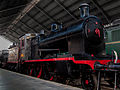Madrid - Locomotora de vapor 230-2059 (North British, Gran Bretaña, 1907) - 130120 112044.jpg