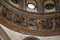 Maestro toscano (dis.) e plastifcatore lombardo, forse vincenzo foppa, angeli in stucco colorato, 01.jpg