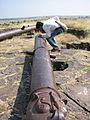 Magar toph (cannon), Naldurg fort.jpg