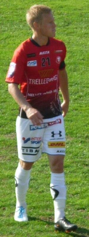 Magnus Andersson (footballer, born 1981) - Magnus Andersson in 2011