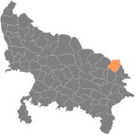 Maharajganj district