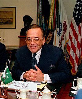 Khurshid Mahmud Kasuri Pakistani politician