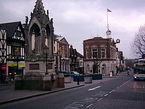 Px Maidstone Town Centre Geograph Org Uk