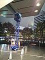 Maintenance of the Entrance of Mori Tower.jpg