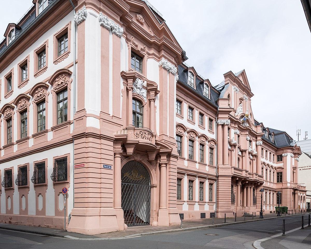 Haus Der Fliesen Mainz : j ngerer dalberger hof wikipedia ~ Somuchworld.com Haus und Dekorationen
