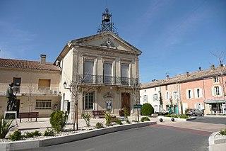 Althen-des-Paluds Commune in Provence-Alpes-Côte dAzur, France