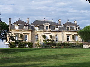 Artigues-près-Bordeaux - Town hall