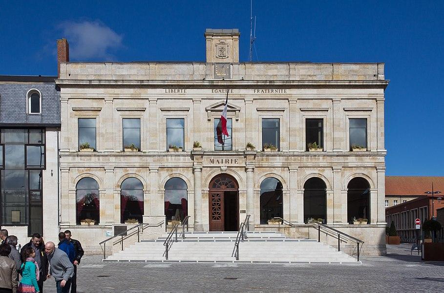 Mairie of Gravelines
