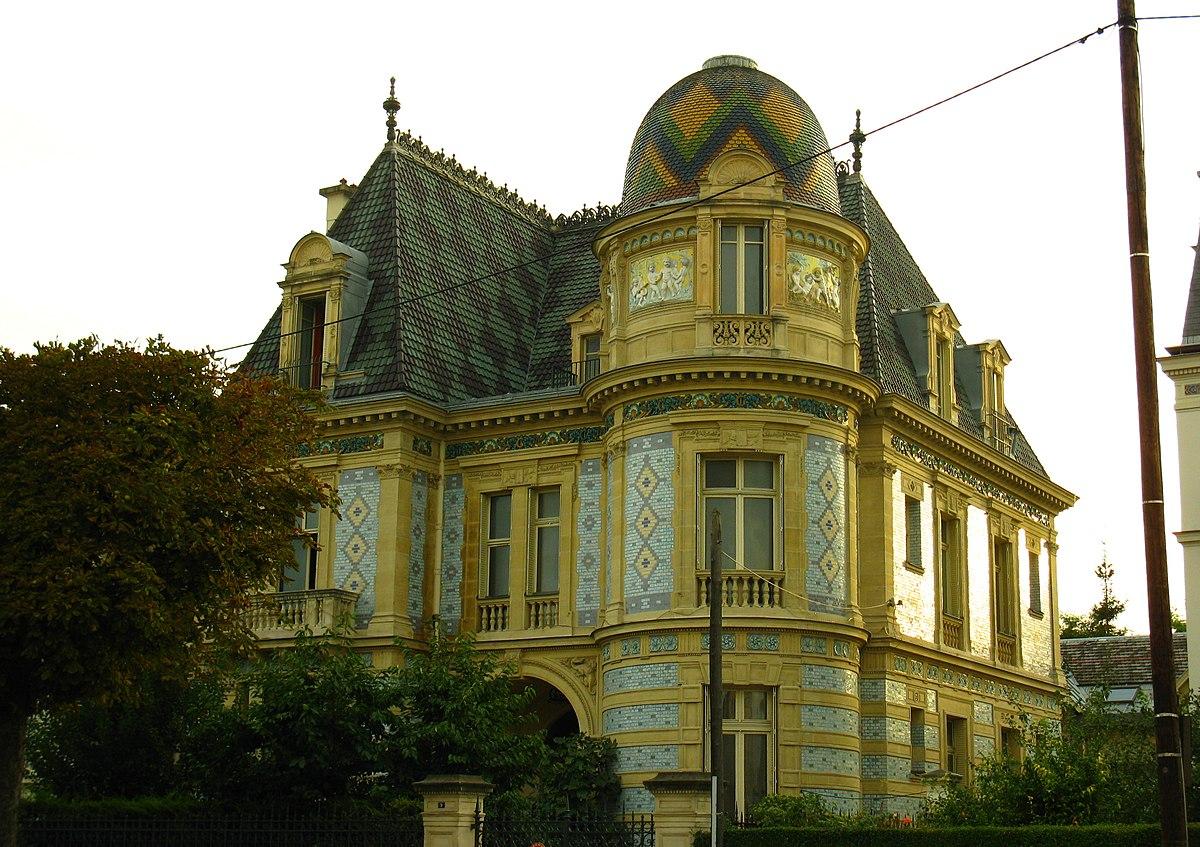 Maison du manufacturier gilardoni wikip dia for Maison du maison