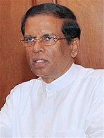 Maithripala Sirisena (cropped).jpg