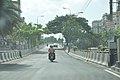 Major Arterial Road With VIP Road Flyover Eastern Ramp - Rajarhat - Kolkata 2017-08-08 3957.JPG