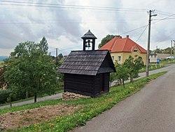 Malá Lhota (Velká Lhota), zvonice.JPG