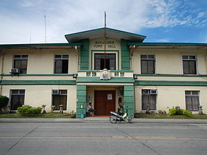 Mangatarem, Pangasinan - Mangatarem Town Hall