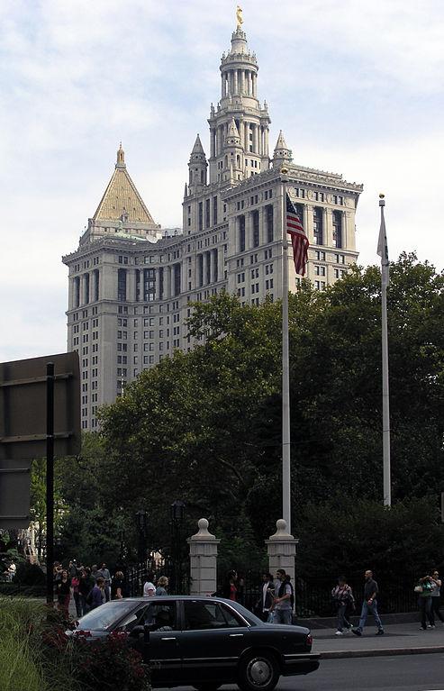 Manhattan municipal building 1 centre street new york new york
