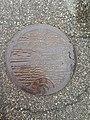 Manhole cover of Takaoka, Toyama.jpg