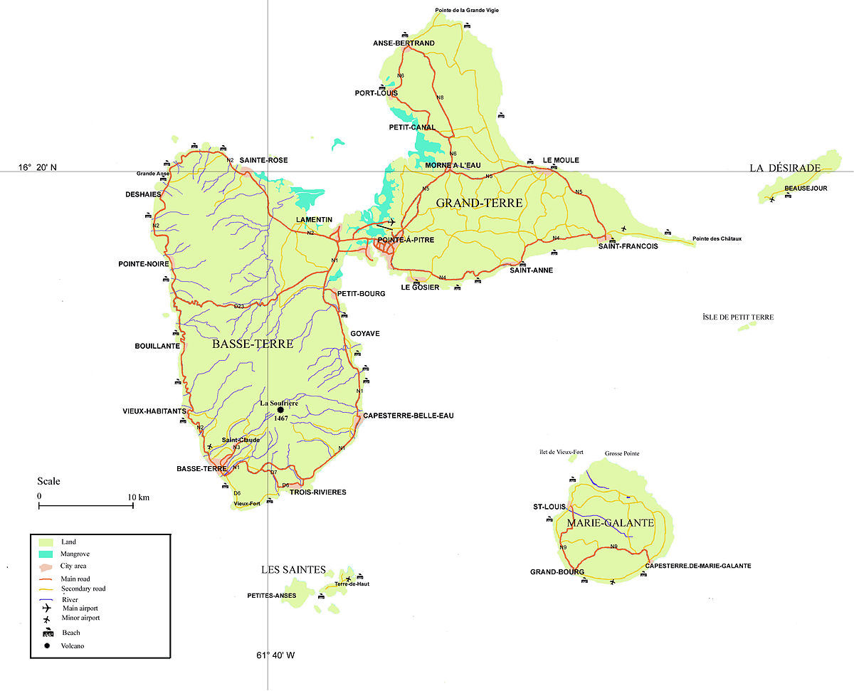 Iles Des Saintes Wikipedia