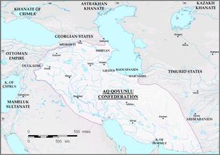 Aq Qoyunlu Turkoman tribe of eastern Anatolia