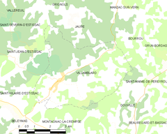 Map commune FR insee code 24581.png