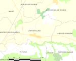 Map commune FR insee code 26031.png