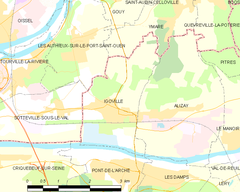 Map commune FR insee code 27348.png