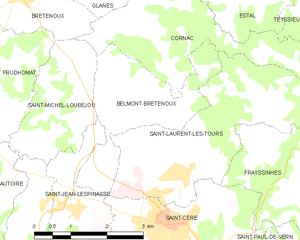 Map commune FR insee code 46024.png