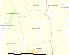 Map commune FR insee code 72188.png