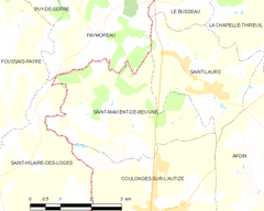 Map commune FR insee code 79269.png