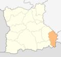 Map of Satovcha municipality (Blagoevgrad Province).png