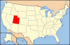 Map of USA UT.svg