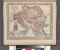 Map of the Austrian Empire, Italian States, Turkey in Europe, and Greece; Maltese Islands (inset) (NYPL b13663520-1510833).tiff