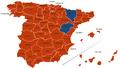Mapa de UNE en España.png
