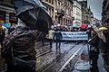 Marche blanche pour Mireille Knoll Strasbourg 28 mars 2018.jpg