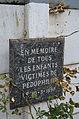 Marcinelle - route de Philippeville - monument aux enfants victimes de pédophilie - 03.jpg