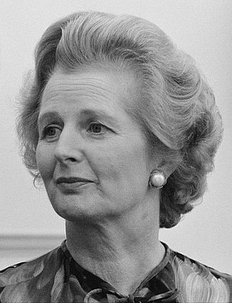 Shadow Secretary of State for Environment, Food and Rural Affairs - Image: Margaret Thatcher at White House (cropped)