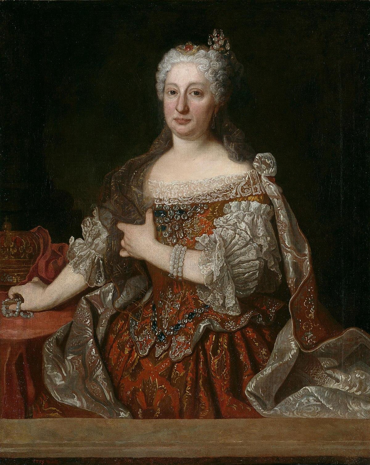Maria Ana de Áustria, Rainha de Portugal.jpg
