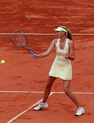 2011 WTA Tour Championships - Maria Sharapova qualified for the fifth time