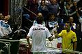 Marin Cilic Philipp Kohlschreiber Davis Cup 06032011 1.jpg