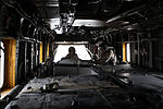 Marine Aircraft Group- Afghanistan helps retrograde last of personnel, equipment from Sangin Valley 140430-M-XX123-9855.jpg