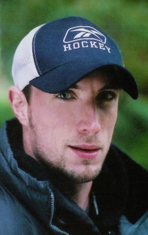 Mark Day (actor) - Mark Day: promotional picture from CBC Hockeyville