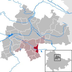 Markvippach - Image: Markvippach in SÖM