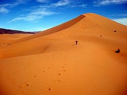 サハラ砂漠 - Wikipedia