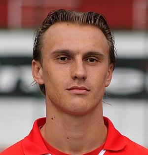 Martin Pušić - Image: Martin Pusic FC Admira Wacker Mödling (2)