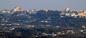 Martina Franca - Panoramic view