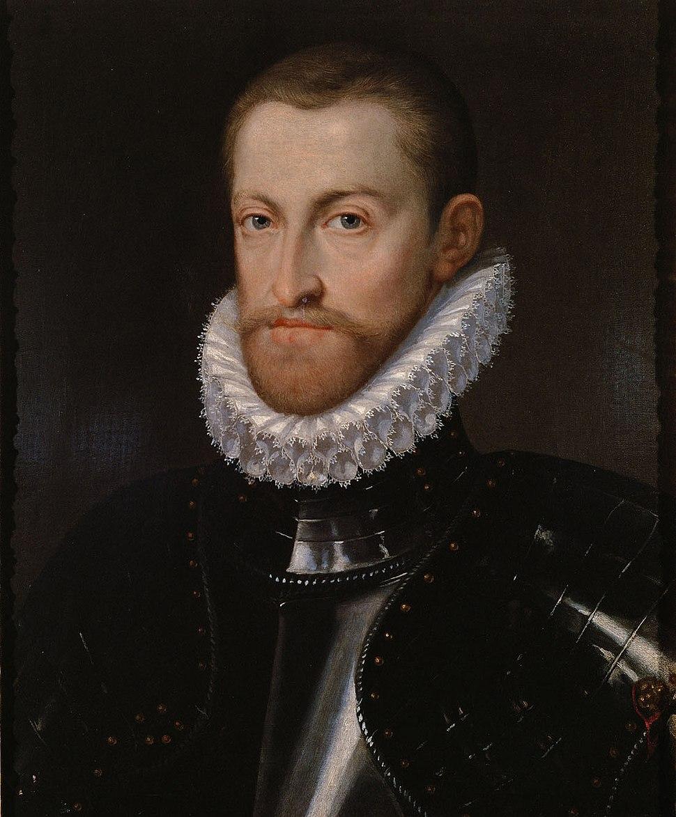 Martino Rota - Emperor Rudolf II in Armour - WGA20140