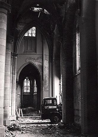 Broerkerk - Image: Martinuskerk Groningen 2