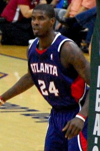 Marvin Williams - Williams in April 2010