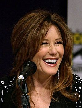Mary McDonnell in 2007