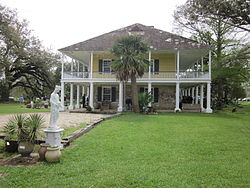 Mary Plantation House upriver side.JPG