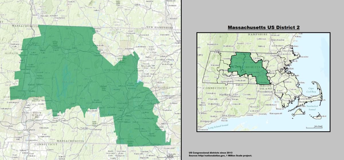 massachusettss 2nd congressional district wikipedia