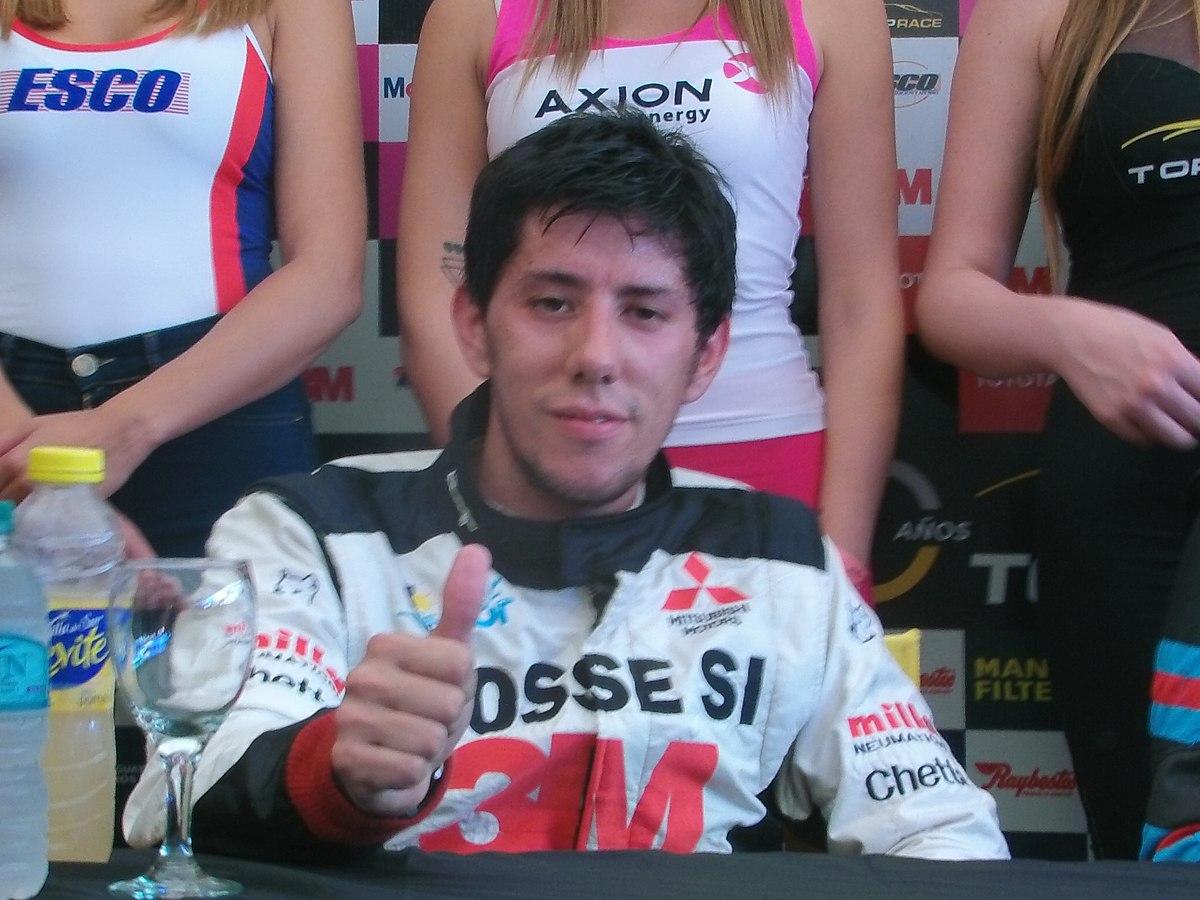 Resultado de imagen para Matías Rodriguez Top Race V6 San Juan 2017